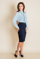 B6_119_blouse B6_114_skirt