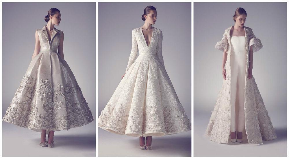 романтичные свадебные платья