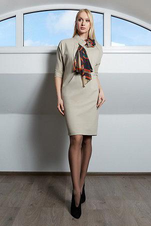 b9035_dress_beige