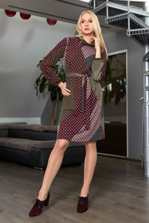 b9088_dress_bordo