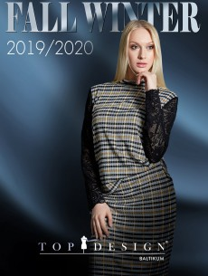 Topdesign Осень-Зима 2019 / 2020
