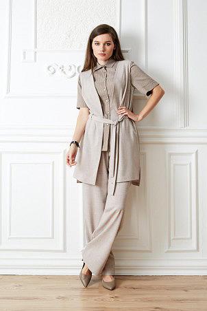 PA2006_jacket_PA2007_trousers_beige_A20105_blouse