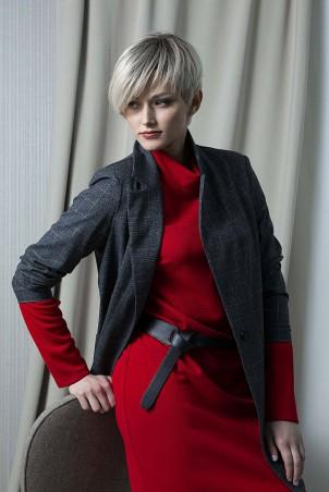 123F0_jacket_124F0_dress_red
