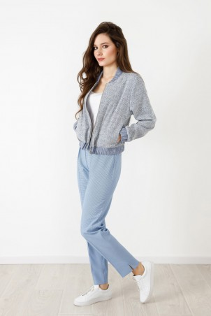 A21042_bomber_A21043_top_white_A21041_trousers