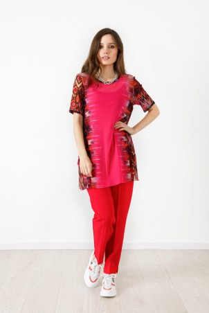 A21076_tunic_A21003_trousers_red