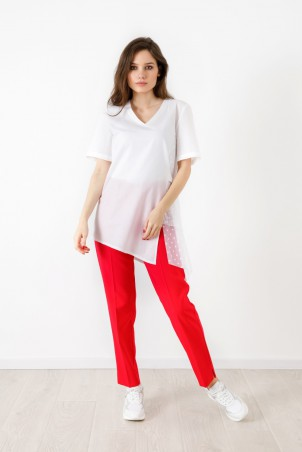 A21101_tunic_A21003_trousers_red