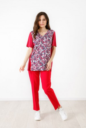 A21110_jumper_A21003_trousers_red