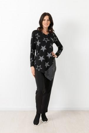B21038_tunic_PB2103_trousers_black