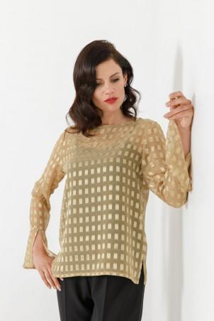 B21070_blouse_gold_PB2103_trousers_black