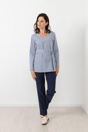 PB2114_blouse_PB2103_trousers_blue