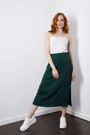 D1-04_top_white_D1-01_skirt_green